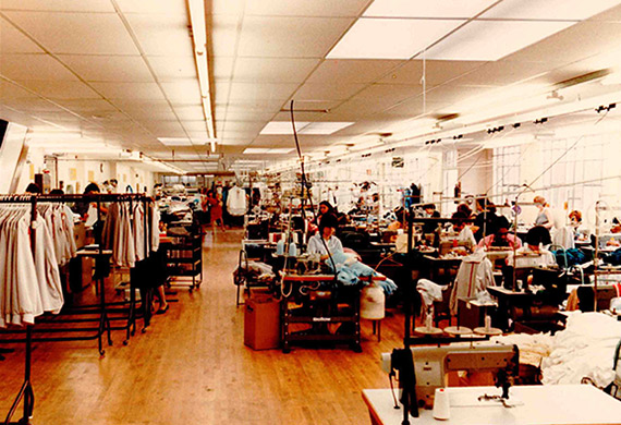 The Old Factory at Florentia Clothing Village