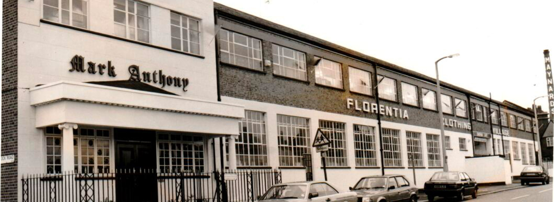 Florentia Clothing Village 1983